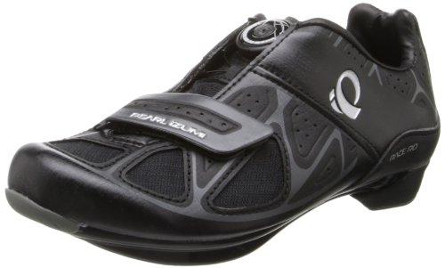 Pearl Izumi – Ride Women's W Race RD III Cycling Shoe,Black/Black,36.5 EU/5.5 D US