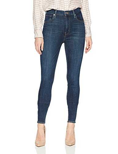 Levi's Women's Mile High Super Skinny Jeans, Indigo Canvas, 32 (US 14) R