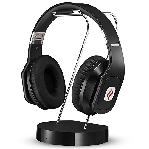 noontec hammo tv wireless headphones for tv digital bluetooth with docking - Noontec Hammo TV Wireless Headphones for TV Digital Bluetooth with Docking Base Low-Latency Anti-Interference 50 Hours Long Battery Life