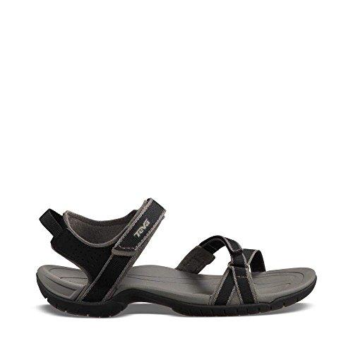 Teva Women's Verra Sandal, Black, 8 M US