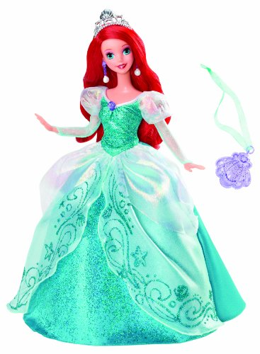 Mattel Disney Princess Holiday Princess Ariel Doll