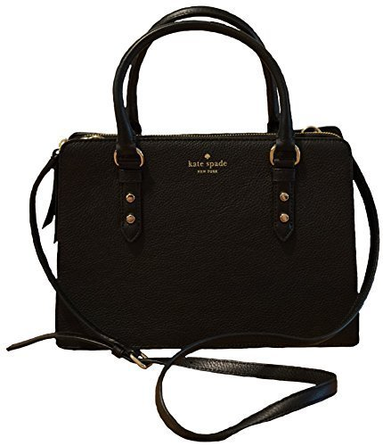 Kate Spade New York Mulberry Street Lise Purse (Black)
