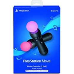 Sony PlayStation Move Controller: 2 Pack (2018)