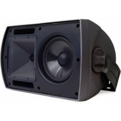 Klipsch 6.5-inch Two-Way All-Weather Loudspeakers, Black