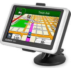 Garmin nuvi 1300 Ultra-thin GPS Navigator – Silver (New, Open Box)