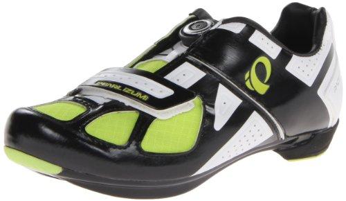 Pearl Izumi – Ride Men's Race RD III Cycling Shoe,Black/White,40.5 EU/7.3 D US