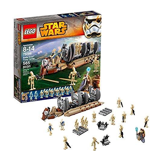 lego star wars 75086 battle droid troop carrier - Lego Star Wars - 75086 Battle Droid Troop Carrier