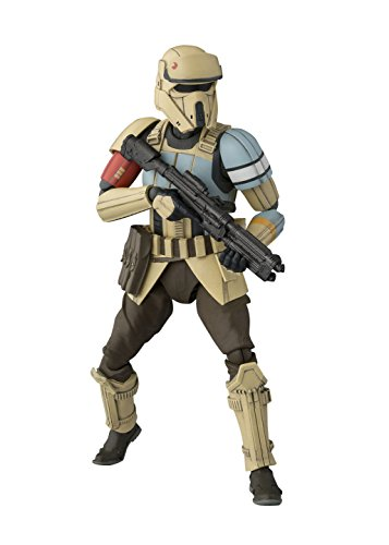 S. H. Figuarts Star Wars Shore Trooper Approximately 150 mm ABS & PVC painted movable figure