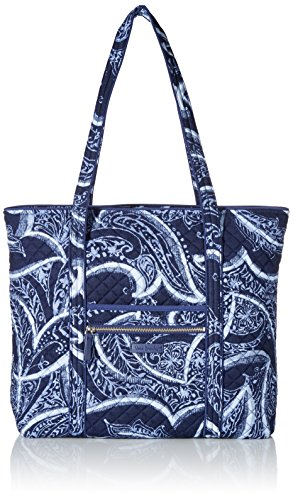 Vera Bradley Iconic Tote, Signature Cotton, Indio