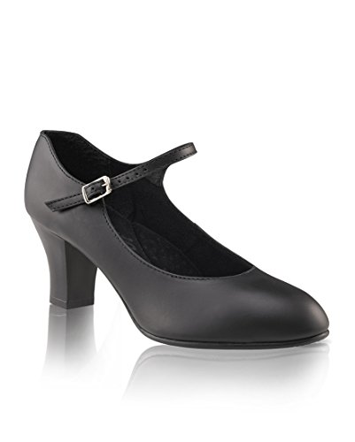 Capezio Women's 650 Student Footlight Character Shoe,Caramel,9 M US