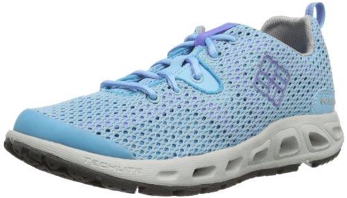 Columbia Women's Drainmaker II Water Shoe,Air Stream/Fairytale,5.5 M US