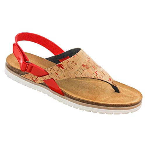 Sanosan Women's Aleah Thong Sandals