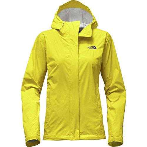 The North Face Women's Venture 2 Jacket – Acid Yellow – XL (Past Season)
