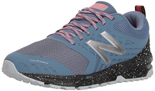 New Balance Women's Nitrel v1 FuelCore Trail Running Shoe, Reflection, 7.5 D US