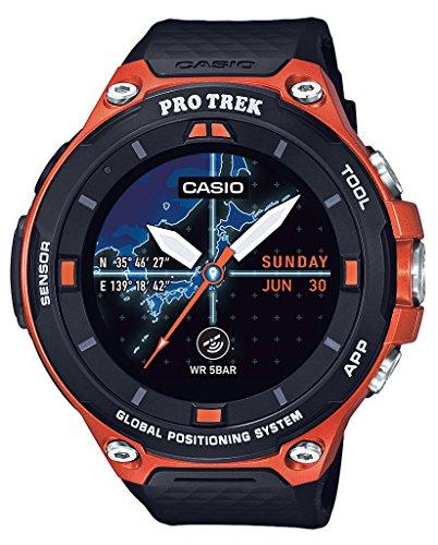 CASIO smart Autodoauotchi Purotorekku smart GPS-equipped WSD-F20-RG Men's–(Japan Import-No Warranty)