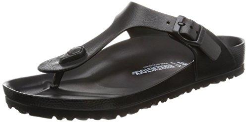 Birkenstock Women's Gizeh Black EVA Sandals 39 (US Women's 8-8.5)