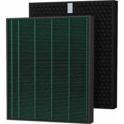 Airmega Max2 Air Purifier Filter Set for 400 / 400S, Multicolor