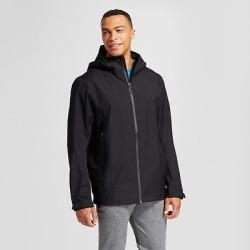 Men's Tall Softshell Waterproof Jacket – C9 Champion Black Xlt
