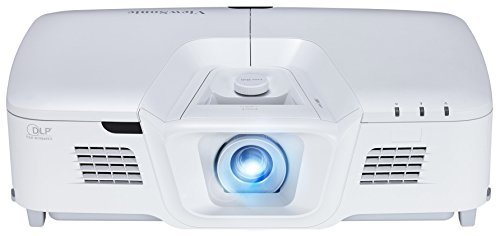 viewsonic pg800hd 5000 lumens 1080p hdmi networkable projector with lens shift - ViewSonic PG800HD 5000 Lumens 1080p HDMI Networkable Projector with Lens Shift