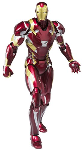 sh figuarts civil war iron man mark 46 - S.H. Figuarts - Civil War - Iron Man Mark 46