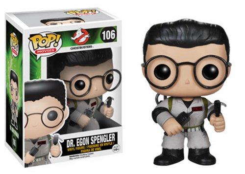 funko pop movies ghostbusters dr egon spengler action figure - Funko Pop! Movies: Ghostbusters - Dr. Egon Spengler Action Figure