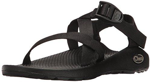 Chaco Women's Z1 Classic Athletic Sandal, Black, 9 M US