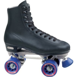 chicago skates rink roller skates boys black - Chicago Skates Rink Roller Skates - Boys, Black