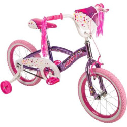 youth huffy nstyle 16 inch bike pink - Youth Huffy N'Style 16-Inch Bike, Pink