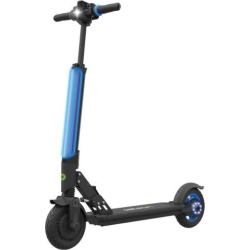 jetson beam electric folding scooter blue - Jetson Beam Electric Folding Scooter, Blue