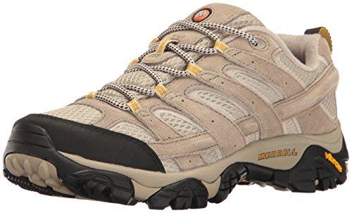 Merrell Women's Moab 2 Vent Hiking Shoe, Taupe, 8 M US