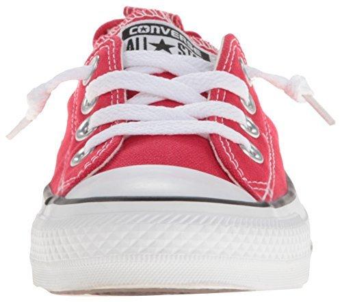 Converse Chuck Taylor All Star Shoreline Varsity Red Lace-Up Sneaker – 9 B(M) US Women / 7 D(M) US Men