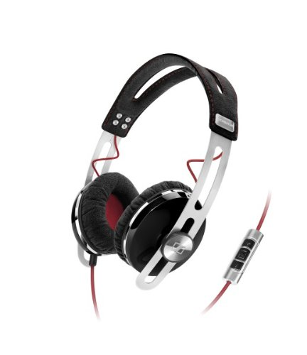 Sennheiser Momentum On-Ear Headphone – Black