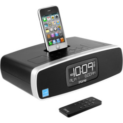 iHome iP90 Dual Alarm Clock Radio for iPhone / iPod