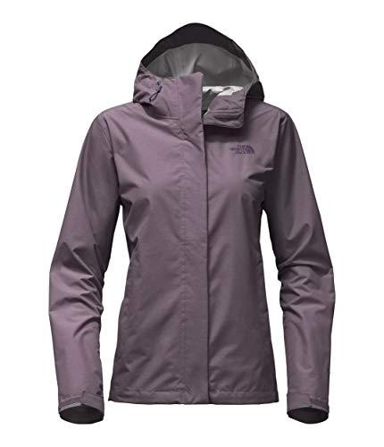 The North Face Women's Venture 2 Jacket – Black Plum Heather – M (Past Season)