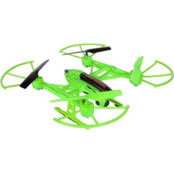 Mini Orion Spy Drone 2.4GHz 4.5CH Quadcopter Camera Drone by World Tech Toys, Green