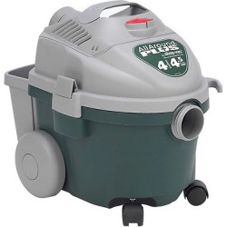 shopvac 4 gallon allaround plus wetdry vacuum green - ShopVac 4 Gallon AllAround Plus Wet/Dry Vacuum, Green