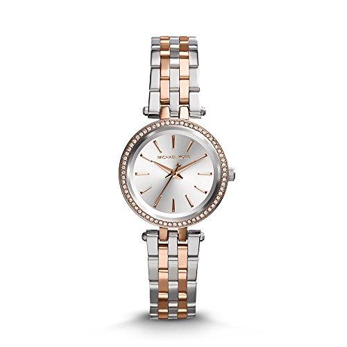 Michael Kors Women's Darci Two-Tone Watch MK3298