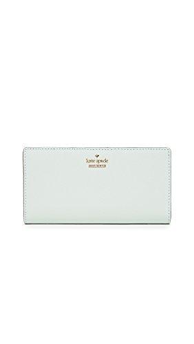 Kate Spade New York Women's Cameron Street Stacy Wallet, Misty Mint, One Size