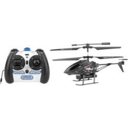 world tech toys nano spy 35ch rc helicopter with camera black - World Tech Toys Nano Spy 3.5ch RC Helicopter with Camera, Black
