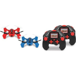 World Tech Toys Nexus Remote Control Laser Battle Drone, Red