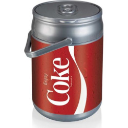 picnic time coca cola can cooler multicolor - Picnic Time Coca-Cola Can Cooler, Multicolor