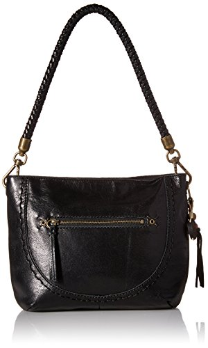 The SAK Indio Demi Shoulder Bag, Black, One Size