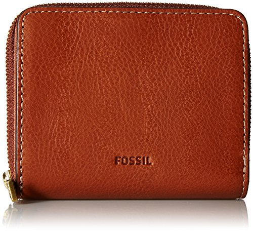 Fossil Emma Mini Multi – Brown Wallet, One Size