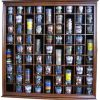 71 shot glass rack wall display case holder cabinet solid wood walnut finish 100x100 - Microsoft Wireless Controller: Phantom Black - Special Edition forXbox One
