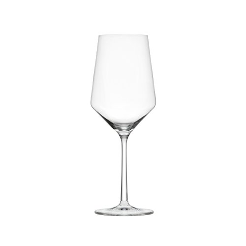 schott zwiesel tritan crystal glass pure stemware collection cabernet red - Schott Zwiesel Tritan Crystal Glass Pure Stemware Collection Cabernet Red Wine Glass, 18.2-Ounce, Set of 6