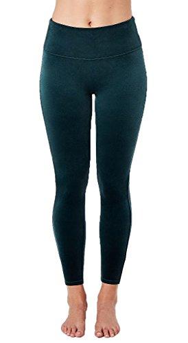 Spanx Women's Ready To Wow Velvet Leggings, Malachite, m