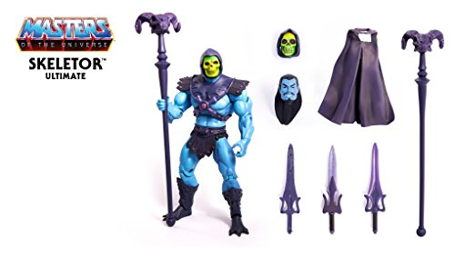 masters of the universe classics ultimate skeletor exclusive action figure - Masters of the Universe Classics Ultimate Skeletor Exclusive Action Figure