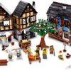 lego castle medieval market village 10193 100x100 - Diggin' In The Crates - Rare Studio Masters: 1993-1997