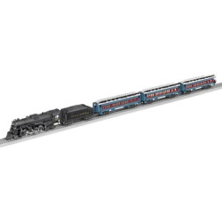 lionel the polar express lionchief train set with bluetooth multicolor - Lionel The Polar Express LionChief Train Set with Bluetooth, Multicolor