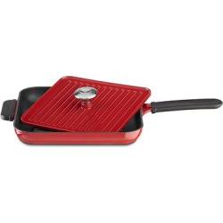 kitchenaid grill and panini press kci10gper red - KitchenAid Grill and Panini Press KCI10GPER, Red